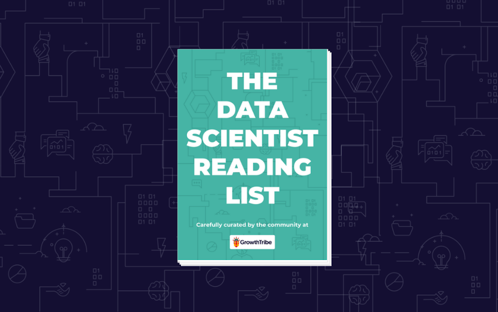 Data Scientist Reading List Cover Image