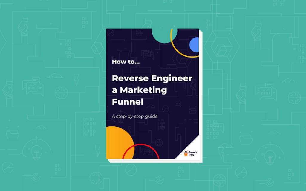 Reverse engineer a Marketing Funnel Cover Image - Competitive Analysis